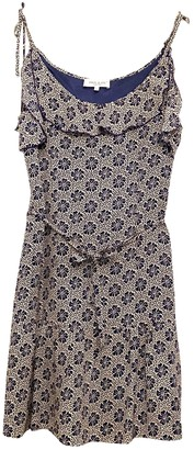 Paul & Joe Blue Silk Dress for Women