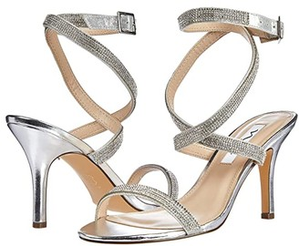 Nina Varena (Light Raibow/Platino Metallic Foil) Women's Shoes