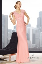 Alyce Paris - 29692 Long Dress In Light Pink