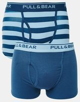 Pull&Bear Trunks With Stripe Print