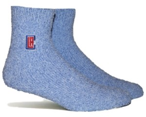 Stance Women's Los Angeles Clippers Team Fuzzy Socks