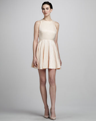 Elizabeth and James Rosalia Cross-Back Dress