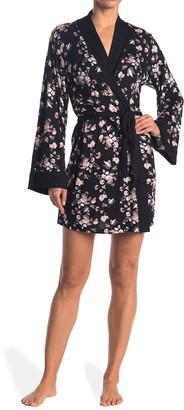 Vince Camuto Harper Floral Print Robe