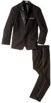Calvin Klein Kids Tuxedo Suit - Husky (Big Kids)