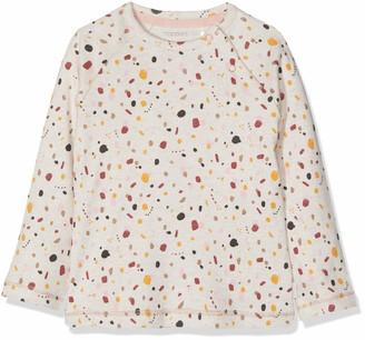 Noppies Baby Girls' G Tee Regular Ls Carney AOP T-Shirt