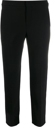Chloé Slim-Fit Cropped Trousers