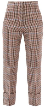 Sportmax Segnale Trousers - Beige Multi