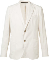 Eleventy two buttons blazer - men - Cotton/Polyester/Spandex/Elastane/Acetate - 46