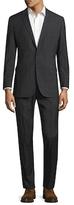 Brooks Brothers Notch Lapel Wool Suit