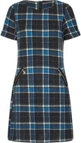 Yumi Relaxed Check Dress