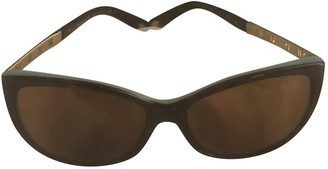 Tiffany & Co. Blue Plastic Sunglasses
