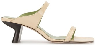 BY FAR Paola mule sandals