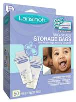Lansinoh 50-Count Breastmilk Storage Bags