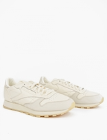 Reebok CL LEATHER BS OLYMPIC CREME/WASHED