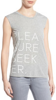 Rebecca Minkoff Pleasure Seeker Muscle Tee