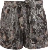 Isabel Marant Padu Lurex Shorts