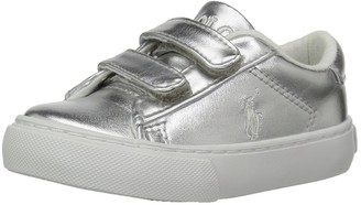 Polo Ralph Lauren Kids Unisex-Kid's Easton EZ Sneaker