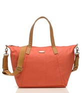 Storksak Infant 'Noa' Diaper Bag - Coral