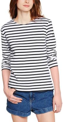 Armor Lux 04277 Women's Striped Long Sleeve T-Shirt