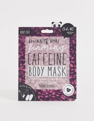 Oh K! Caffeine Firming Targeted Body Mask