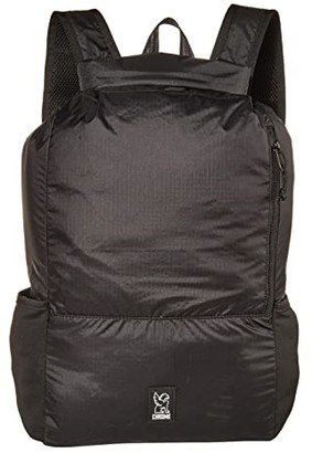 Chrome Packable Daypack (Black) Day Pack Bags