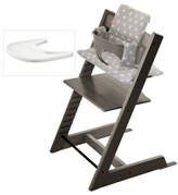 Stokke Infant 'Tripp Trapp' Chair, Baby Set, Cushion & Tray Set