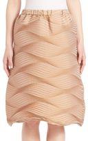 Issey Miyake Palm Tree Skirt