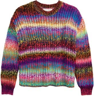 Treasure & Bond Kids' Space Dye Sweater