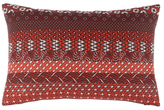 Found Object Shwe Shwe Lumbar Pillow