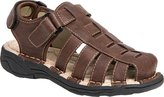 Deer Stags Boys' Hook Fisherman Sandal Size 5 M