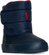 Polo Ralph Lauren Toddler Boys' Gabriel Quilted Boots from Finish Line
