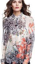 GUESS Clouis Floral-Print Shirt