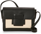 Mondani Black & Ivory Allie Crossbody