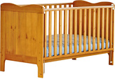 Saplings Stephanie Cot Bed - Country Pine