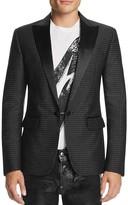 DSQUARED2 Micro Dot Slim Fit Tuxedo Jacket