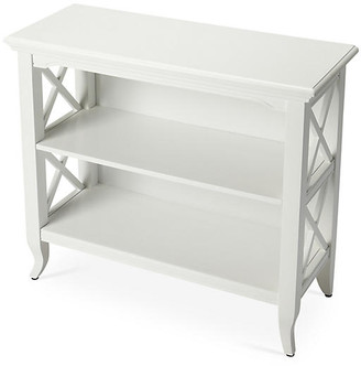 One Kings Lane Grace Bookcase - Cottage White