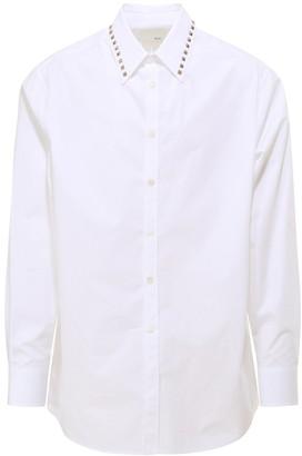 Valentino Rockstud Embellished Shirt