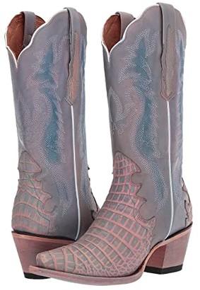 Dan Post Remy (Grey) Women's Boots
