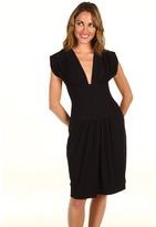 KAMALIKULTURE - Ludmilla Dress (Black) - Apparel