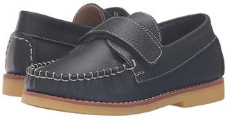 Elephantito Nick Boating Shoe (Toddler/Little Kid/Big Kid) (Navy) Boy's Shoes