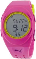 Puma Women's Faas PU910942004 Rubber Quartz Watch