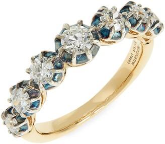Fred Leighton Collet Diamond Ring