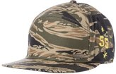 Diesel Camuny Cap Olive/camouflage