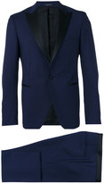 Tagliatore two-piece dinner suit - men - Cupro/Mohair/Wool - 48