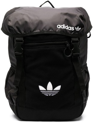 adidas Drawstring Trefoil Logo Backpack