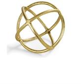 Regina-Andrew Design Gold Sphere-S