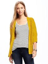 Old Navy Dolman-Sleeve Open-Front Cardi for Women