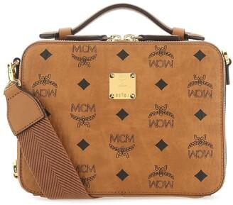 MCM Visetos Small Crossbody Bag