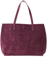 under one sky Reversible Faux Suede Tote