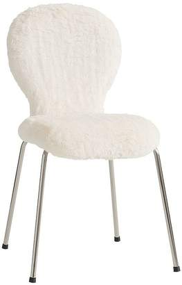 Pottery Barn Kids Round Stationary Upholstered Task Chair